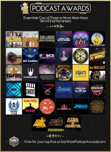 SW Podcast Awards II